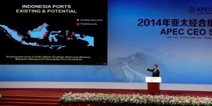 Dituding Jual Negara ke Pihak Asing, Ini Jawaban Jokowi