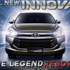 All New Kijang Innova The Legend Reborn Q Toyota Mulai Terbuka Soal Kelahiran Baru ...