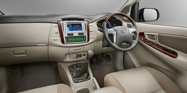new kijang innova luxury modif grand avanza 2016 sensasi berbeda pada interior all-new - kompas.com