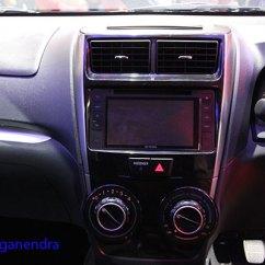 Audio Grand New Avanza Toyota Yaris Trd Sportivo Inovasi Terbaru Veloz Dan 2015 Oleh Dasbor Yang Stylish Foto Ganendra