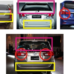 All New Kijang Innova Venturer 2018 Alphard 2016 Variasi Mobil Terbaru Sobat Modifikasi