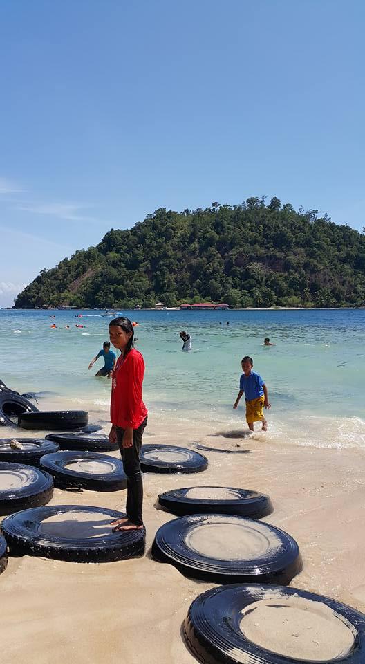 Pulau Swarna Dwipa Padang : pulau, swarna, dwipa, padang, Murah,, Sehari, Keliling, Lebih, Pulau, Padang, Kompasiana.com