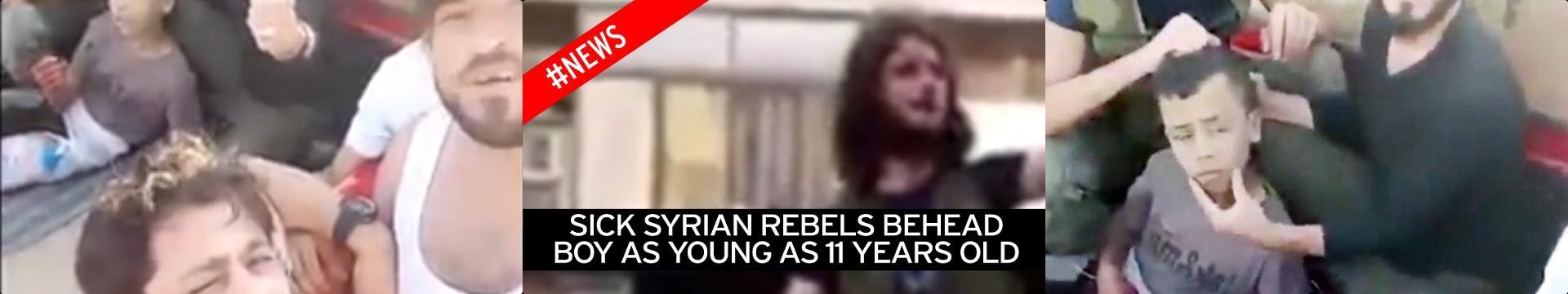 Sumber Gambar : The Mirror.co.uk/news/uk-news/uk-backed-syrian-rebels-behead