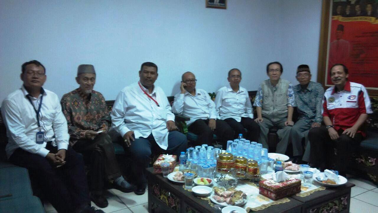 Sejumlah tokoh permuseuman di Jakarta. (Foto; Anna CN Saragih)