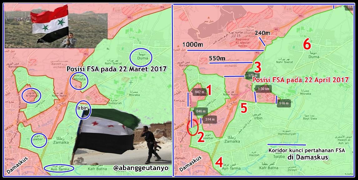 Situasi dan Kondisi Al-Qabun- Jobar 22 Maret - 22 April 2017. @abanggeutanyo