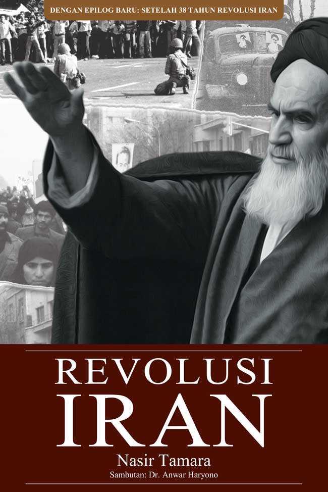 Sampul Buku Revolusi Iran [via gramedia.com]
