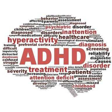 ADHD : Attention Deficit Hiperactivity Disorder. Sumber: www.diarysehat.info