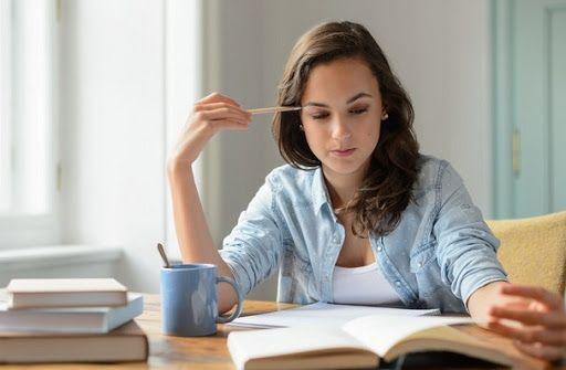 Foto Artikel : Sulit untuk Fokus Belajar? Ini 5 Cara Fokus Belajar Beserta  Manfaatnya - Kompasiana.com