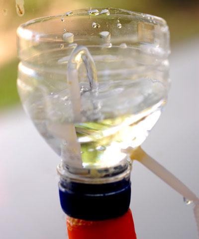 Cara Membuat Oksigen Ikan Tanpa Listrik : membuat, oksigen, tanpa, listrik, Membuat, Mancur, Tanpa, Pompa, Listrik, Kompasiana.com