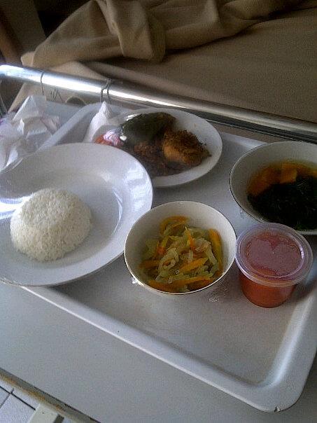 Makanan Rumah Sakit : makanan, rumah, sakit, Harum, Malang,, Salah, Pasien, Sebelum, Operasi, Siang, Kompasiana.com