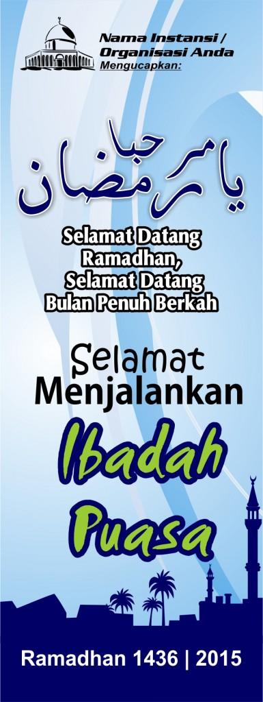 Contoh Spanduk Ramadhan : contoh, spanduk, ramadhan, Contoh, Banner, Ramadhan