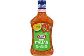 KRAFT Balsamic Vinaigrette w Tomato and Basil Dressing 16