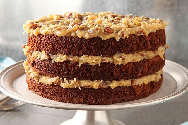 Original Baker S German S Sweet Chocolate Cake Kraft Recipes