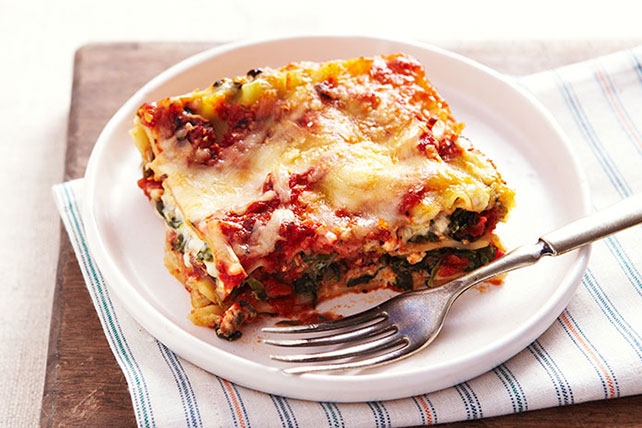 spinach lasagna recipe kraft recipes
