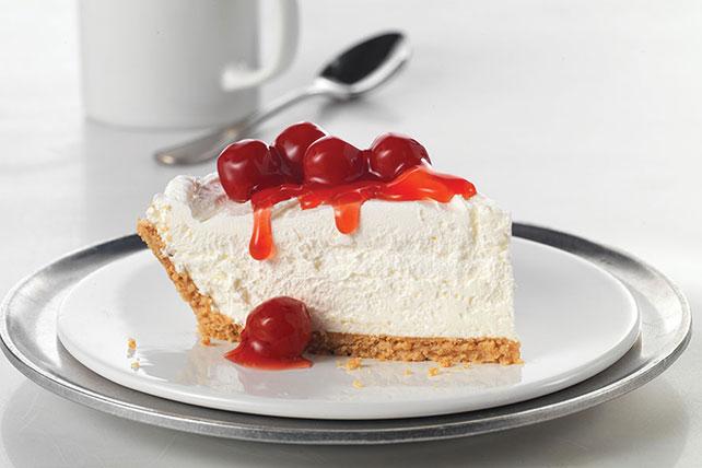 No Bake Cherry Cheesecake Philadelphia Cream Cheese - Images Cake and Photos MasakanEnak.Com