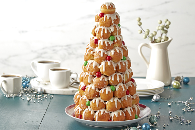 Easy Cream Puff Tower Recipe Kraft Canada