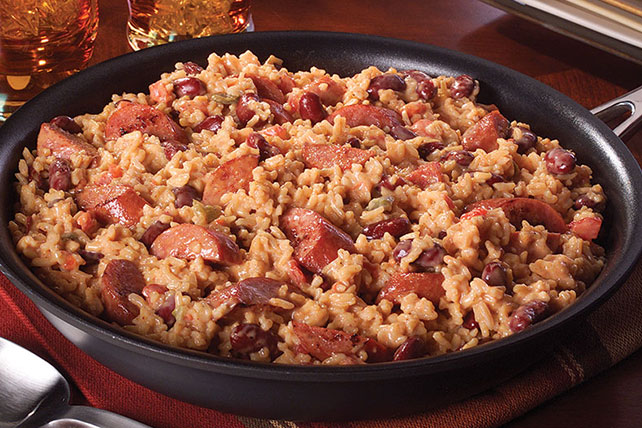 velveeta reg easy red beans rice kraft recipes