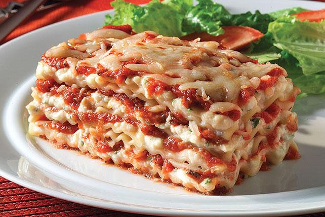 Classic Cheese Lasagna  Kraft Recipes