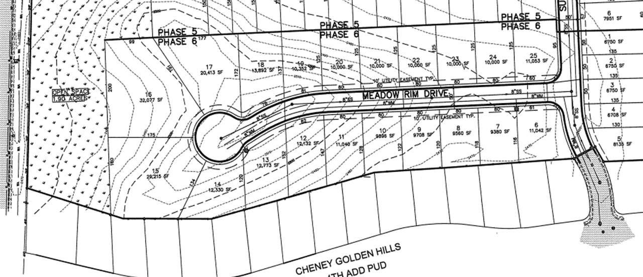 Cheney, Spokane County, WA Undeveloped Land for sale