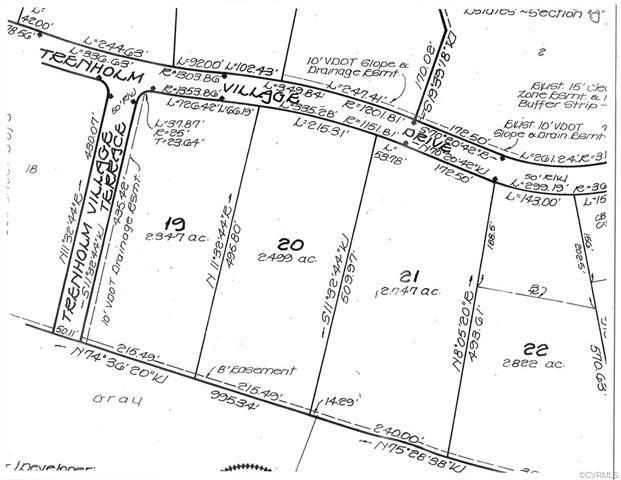 Powhatan, Powhatan County, VA Undeveloped Land, Homesites