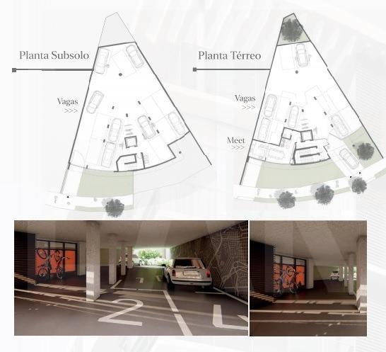 Apartamento de 2 quartos à venda no Cruzeiro, Belo