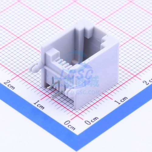 small resolution of shenzhen cankemeng pcb 6p2c 90degree boundless gray full gold pdf datasheet ethernet connectors modular connectors rj45 rj11 in stock lcsc com
