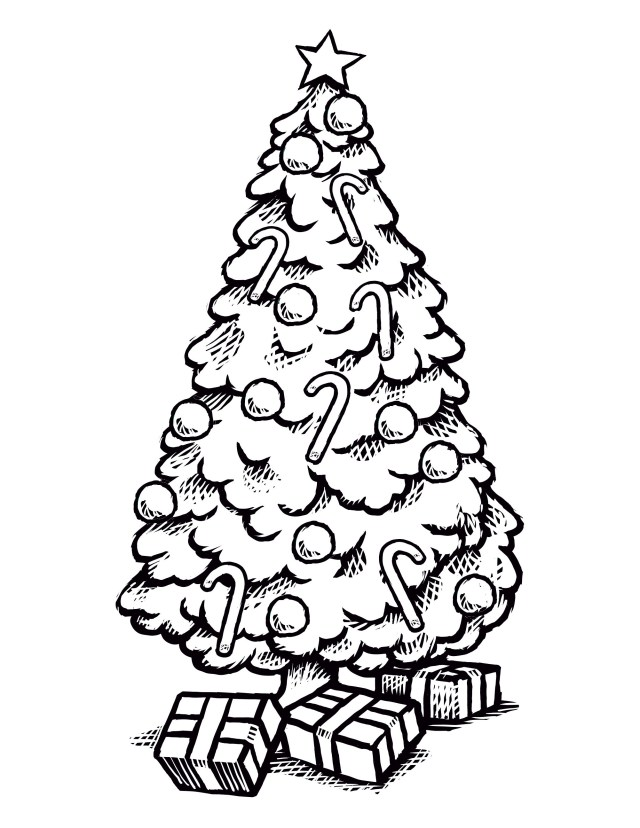Coloring Pages—Christmas