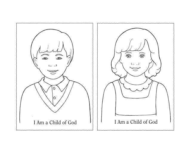 Nursery Manual Page 13: I Am a Child of God