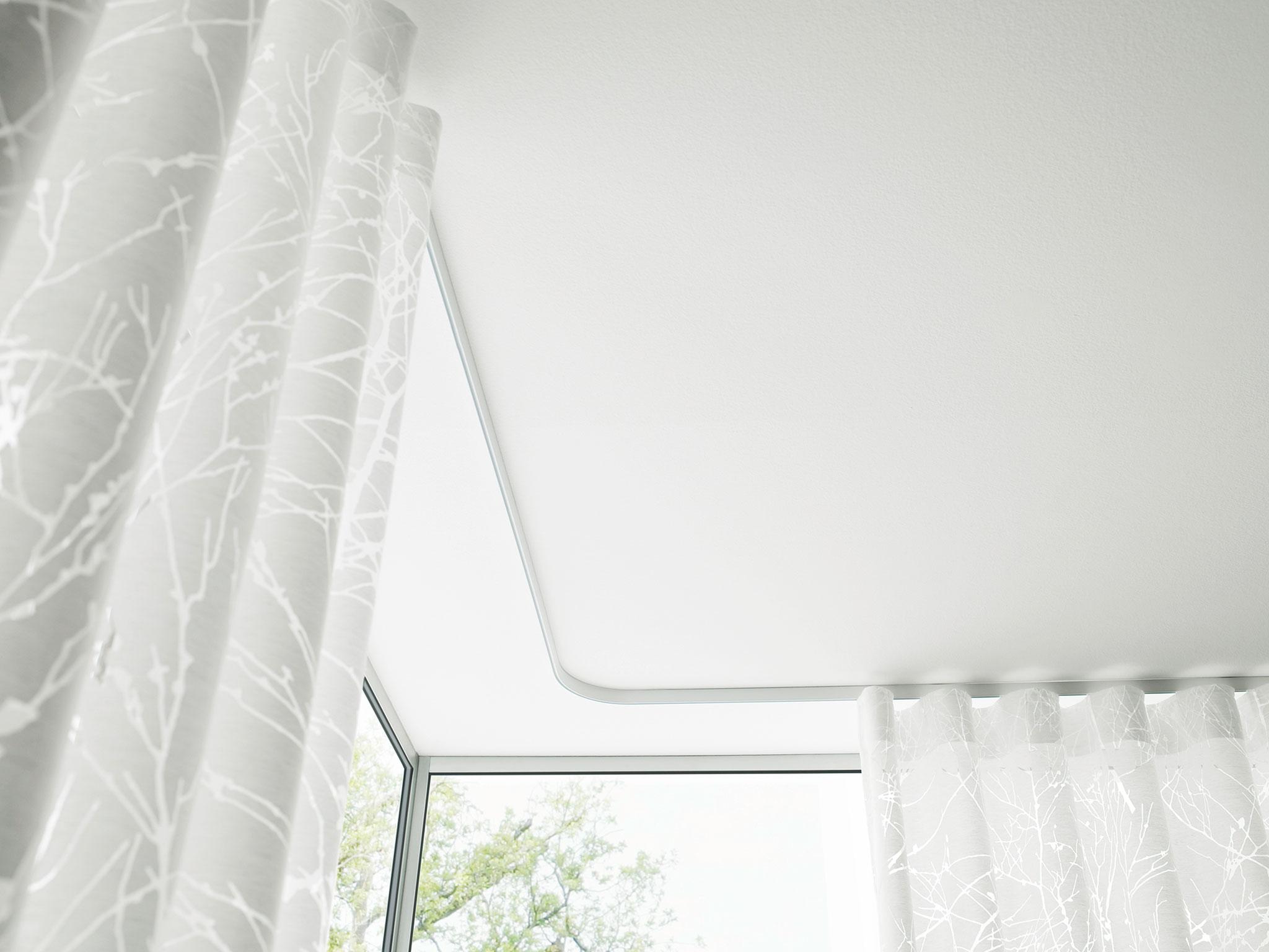 Tenda da sole scorrevole in tessuto con guide laterali tosca light. Binari Per Tende In Alluminio Leha