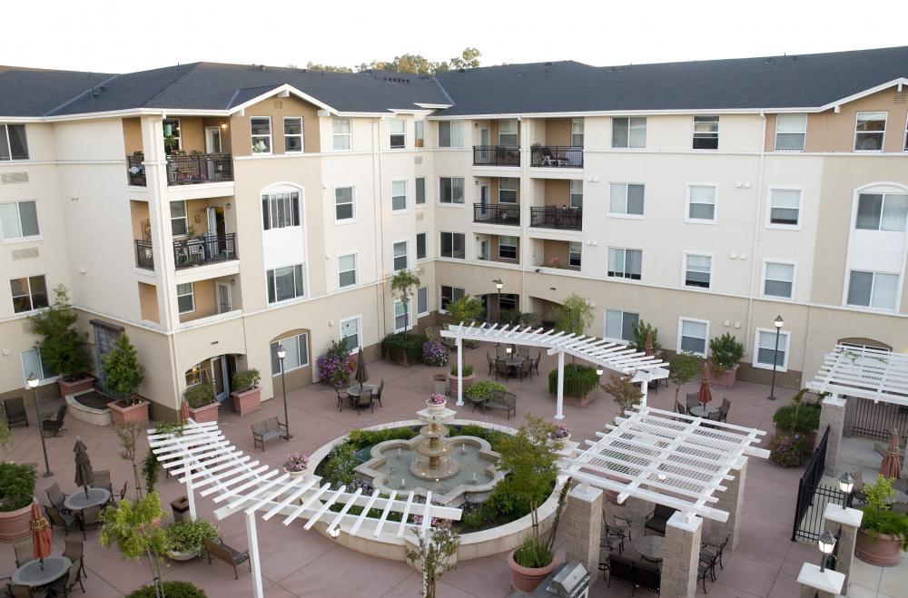 Senior Apartments in Livermore CA  Heritage Estates Senior Apartments