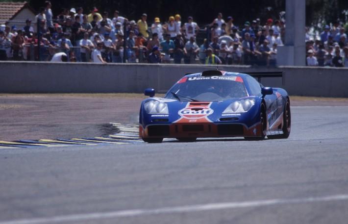 La McLaren F1 GTR Au Mans 2 Histoires De Pilotes 1995