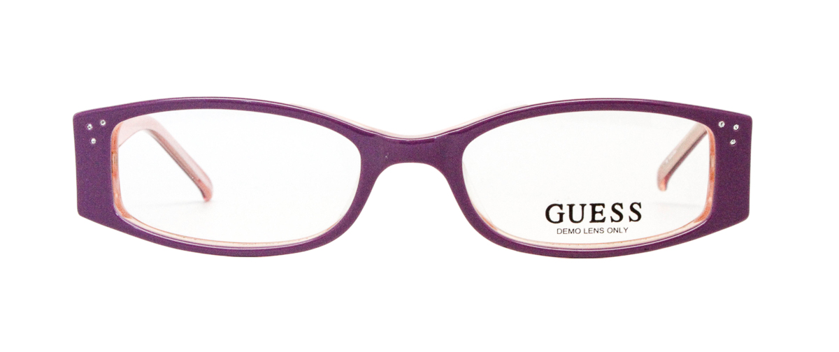 Guess GU 9011 Glasses - Purple   LensDirect