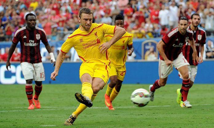 Final International Champions Cup 2014 MU VS Liverpool