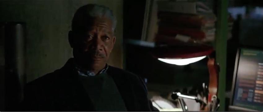 BBM50 Morgan Freeman