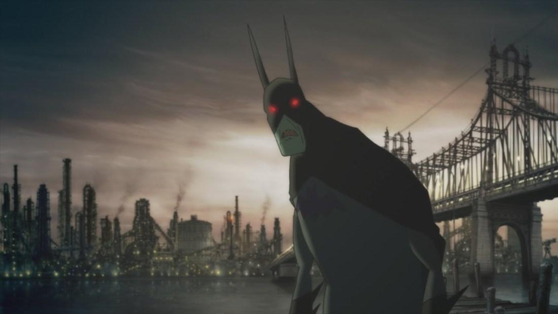 Gotham Knight Segment 1: Still alive!