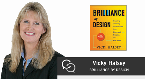 Vicki Halsey on Six Steps to Becoming a Better Commuicator - Brilliance by Desgn