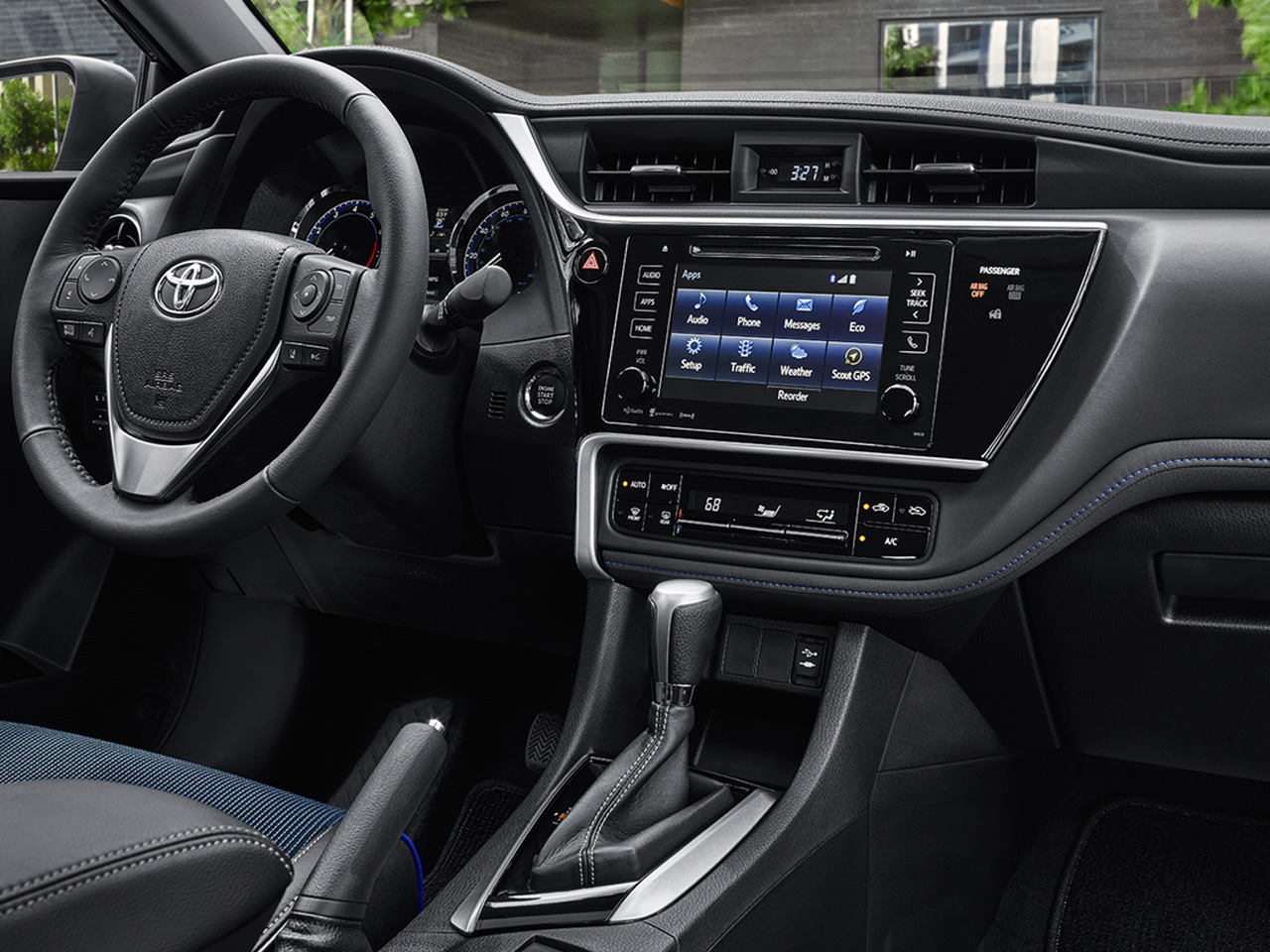 all new camry 2018 interior jual velg yaris trd toyota info pricing madera overview