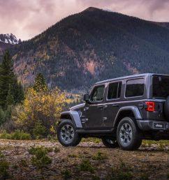 exterior overview choose your 2019 jeep wrangler  [ 2880 x 1620 Pixel ]