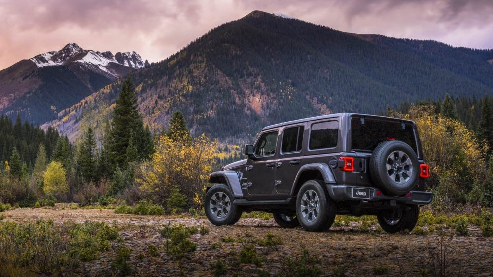 medium resolution of exterior overview choose your 2019 jeep wrangler
