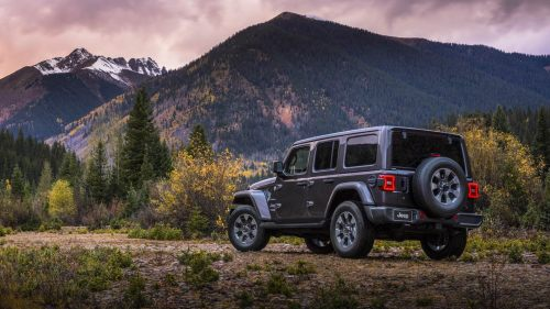 small resolution of exterior overview choose your 2019 jeep wrangler