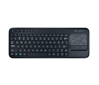 Wireless Keyboard with Touchpad K400