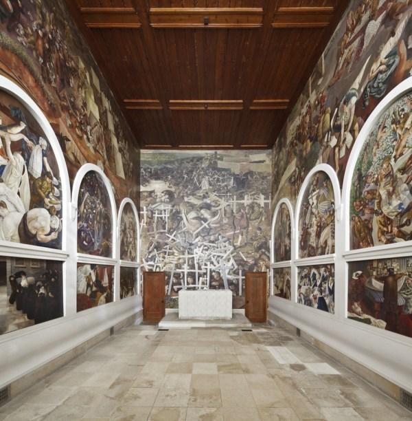 Stanley Spencer Heaven In Hell Of War Somerset House