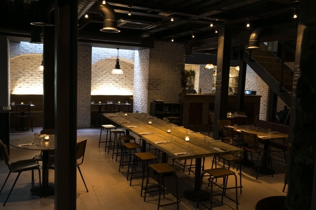 New Restaurant Blacklock Is Top Of The Chops  Londonist