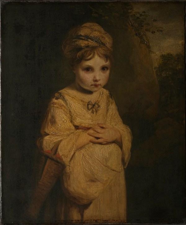 Joshua Reynolds Girl