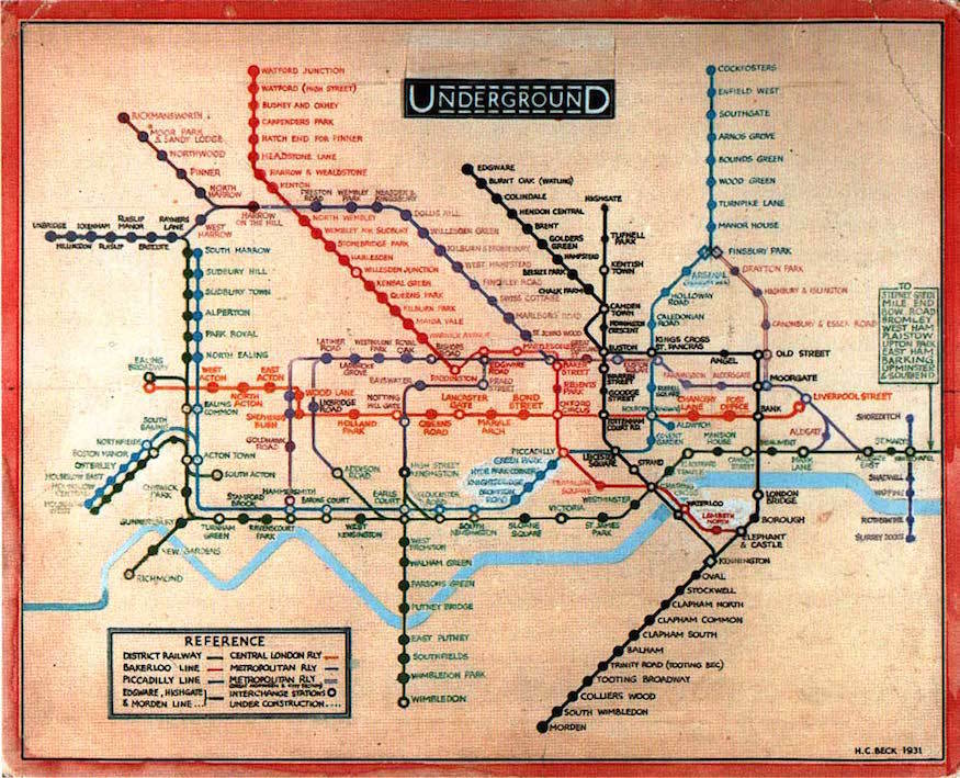 lost timeline diagram industrial electrical wiring symbols the history of tube map | londonist