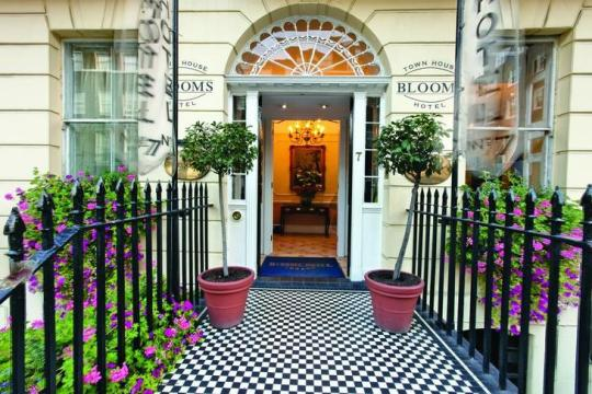 Haunted Hotels Blooms Hotel