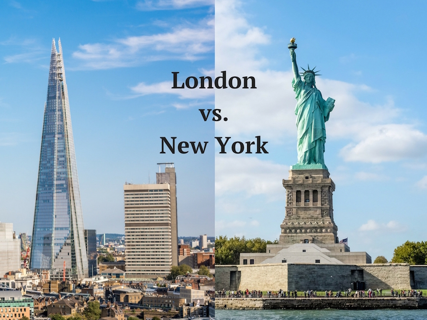 London Vs New York Which City Is Better  Londonist