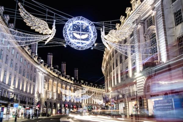 christmas lights london 2019 # 4