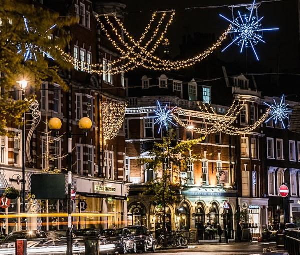 christmas lights london # 2