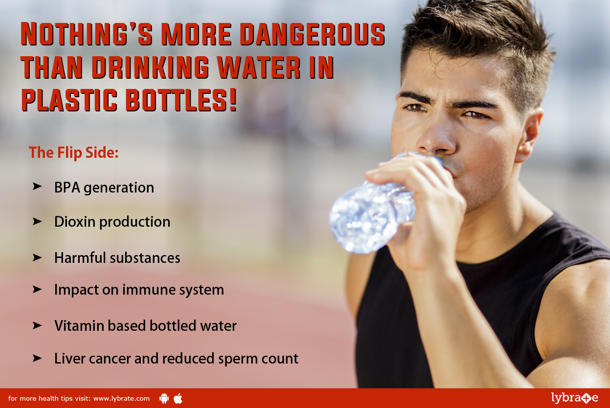 Nothing s more dangerous than drinking water in plastic ...